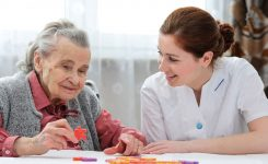 DOK for elderly care?