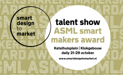 Nominated for the ASML Smart Makers Award